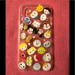 Disney Tsum Tsums iPhone X Case